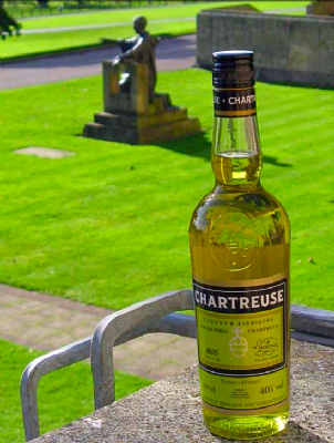 Chartreuse Yellow 70cl 40% vol